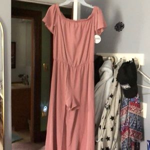 NWT dress/shorts outfit